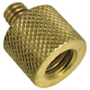"KS-052 Adapter for female thread 3/8"" ""16 to male thread 1/4""""-20"""