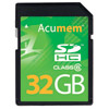 Acumem 32GB SDHC card