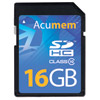 Acumem 16GB SDHC card