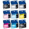 Stylus R3000 Color Ink Set 9 Cartridges w/Matte & Photo Black