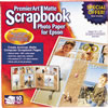 "12"" x 12"" PremierArt Matte Scrapbook Photo Paper for Epson 10 Sheets"