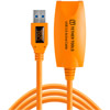 TetherPro USB 3.0 Active Extension 16' Orange