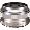 17mm f/1.8 Silver Micro 4/3 Lens