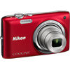 Coolpix S2700 Red