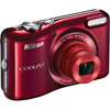 Coolpix L28 Red