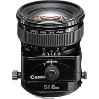 CanonTS-E 45mm f/2.8 Tilt Shift Lens