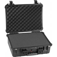 Pelican1520 Case Black w/Foam
