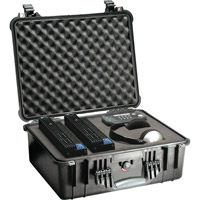 Pelican1550 Case Black w/Foam