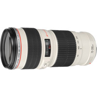 CanonEF 70-200mm f/4.0L USM Telephoto Zoom Lens