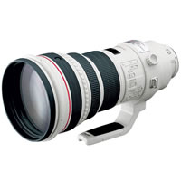 CanonEF 400mm f/2.8L IS USM Telephoto Lens with 52mm Drop-In Gel Filter Holder