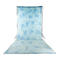 Lastolite10'x24' Dyed Curtain/Muslin Background Maine
