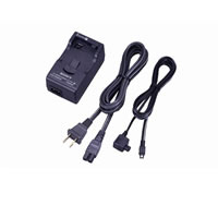 SonyAC Adapter/Charger for NPFF50/ NPFF70 (InfoLITHIUM F Type)