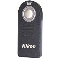 NikonML-L3 Wireless Remote Control for D600, D7000, D5100, D3200, J1/J2, D5200 and D7100