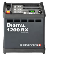 ElinchromDigital Power Pack 1200RX