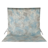 Lastolite10'x12' Dyed Curtain/Muslin Background Colorado
