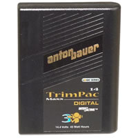 Anton BauerDigital Trimpac 14 Logic Series Digital Battery 14.4 V, 45 WH