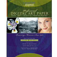 Crescent Satin Finish PaperDigital Board, 800gsm/1.4mm, 33