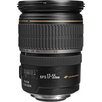 CanonEF-S 17-55mm f/2.8 IS USM Zoom Lens