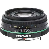 Pentaxsmc DA 21mm f/3.2 AL Limited Wide Angle Lens