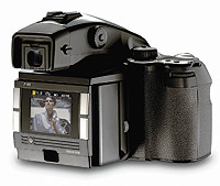 Phase OneP45+ for Hasselblad V with 3 Year Uptime Warranty