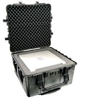 Pelican1640 Case Black w/Foam