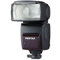 PentaxAF-540FGZ Flash w/Case