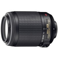 NikonAF-S 55-200mm f/4.0-5.6 G VR DX IF-ED Telephoto Lens