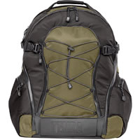 TenbaShootout Backpack Large Black/Olive