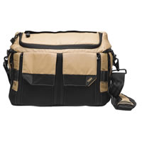 TenbaResponse Shoulder Bag Medium Tan