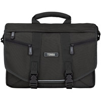 TenbaMessenger Bag Small Black