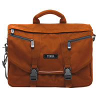 TenbaMessenger Bag Small Burnt Orange