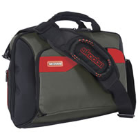 Skooba DesignSatchel Olive/Red