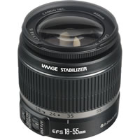 CanonEF-S 18-55mm f/3.5-5.6 IS Lens