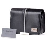 CanonElite ELPH Series NB-5L Accessory Power Pack includes Leather Case, NB-5L Battery Pack for SD950IS/870IS/850IS