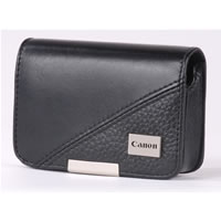 CanonELPH Series Leather Case Black for SD750, SD1000