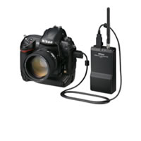 NikonWT-4A Wireless Transmitter for D800/E, D3, D300, D700