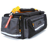 CineBagsCB-01A Production Bag Black/Gray/Orange