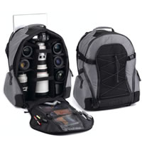 TenbaShootout Backpack Large Black/Black