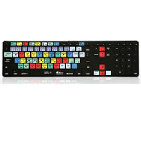 KB CoversPhotoshop Keyboard Cover for Apple Ultra-Thin Keyboard Black