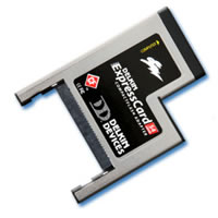 DelkinExpressCard 54 Compact Flash Adapter