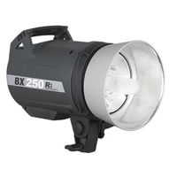 ElinchromBX 250Ri Multivoltage Self Contained Flash Head with Built-In Skyport Receiver