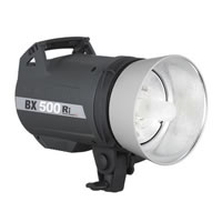 ElinchromBX 500Ri Multivoltage Self Contained Flash Head with Built-In Skyport Receiver