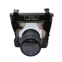 DiCAPacWPS10 Waterproof Case for SLR/DSLR Cameras Adjustable UV Coated Lens