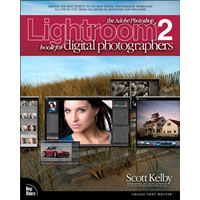 Nadel BooksThe Photoshop Lightroom2 Book for Digital Photographers by Scott Kelby