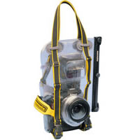 Ewa-MarineUnderwater Housing for DSLR with a Top Mounted External Flash, Wide Angle , Up to 50m