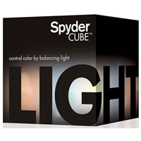 ColorvisionDatacolor SpyderCube English