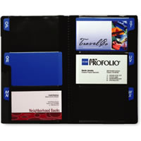 ItoyaBC-60 Business Card File holds 60 Business Cards