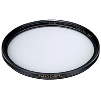 B+W Filters58mm Clear 007 MRC Nano XS-PRO Slim with Front Thread