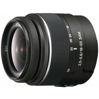 SonyDT 18-55mm f/3.5-5.6 SAM Zoom Lens