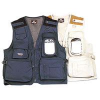 MatinShooting Vest 13 Pockets (XL - N. American size) Black